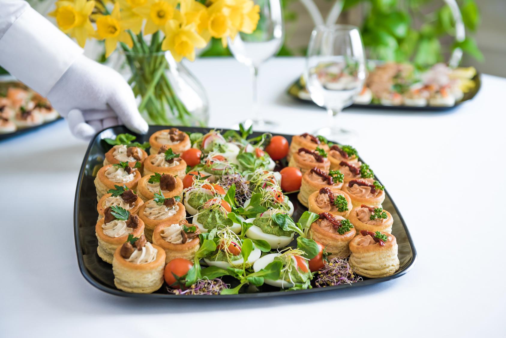 catering bogotá